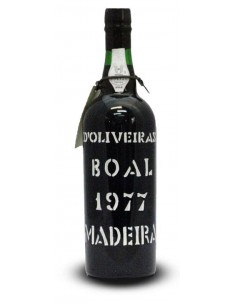 D`Oliveiras Boal 1977 - Madeira Wine
