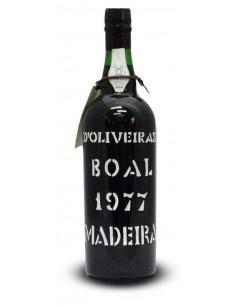 D`Oliveiras Boal 1977 - Vino Madera