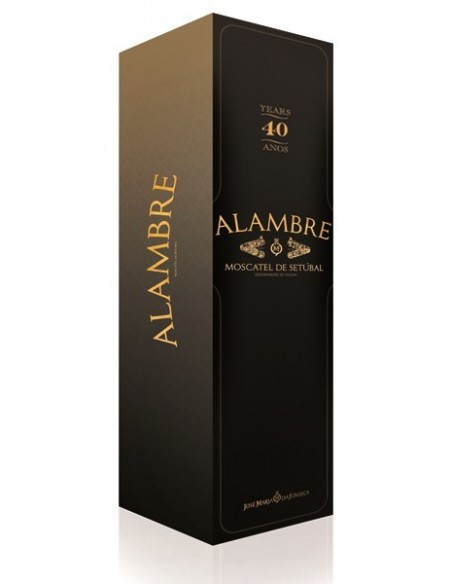 Alambre 40 Anos - Muscat