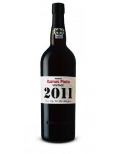 Ramos Pinto Porto Vintage 2011 - Port Wine