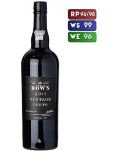 Dow's 2011 Vintage Port - Vinho do Porto