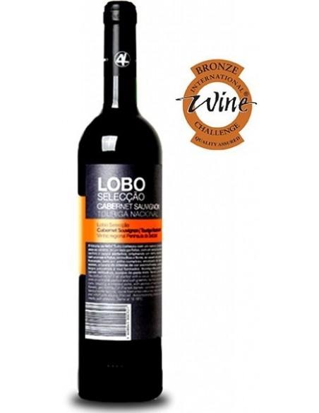 Lobo Selecção Cabernet Sauvignon Touriga Nacional 2010 - Vinho Tinto