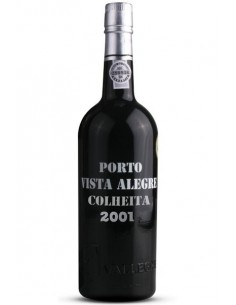 Vista Alegre Colheita 2001 - Port Wine
