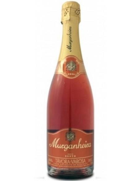 Murganheira Reserva Rosé Bruto - Sparkling Wine