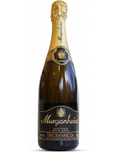Murganheira Super Reserva Meio Seco - Sparkling Wine