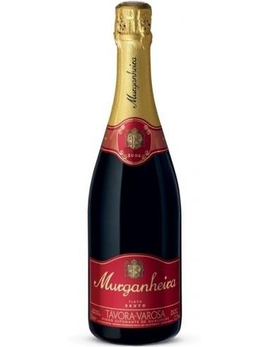 Murganheira Tinto Bruto - Sparkling Wine