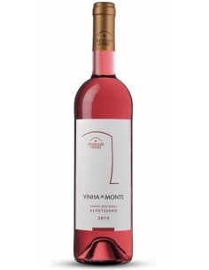 Herdade do Peso Vinha do Monte Rosé 2014 - White Wine