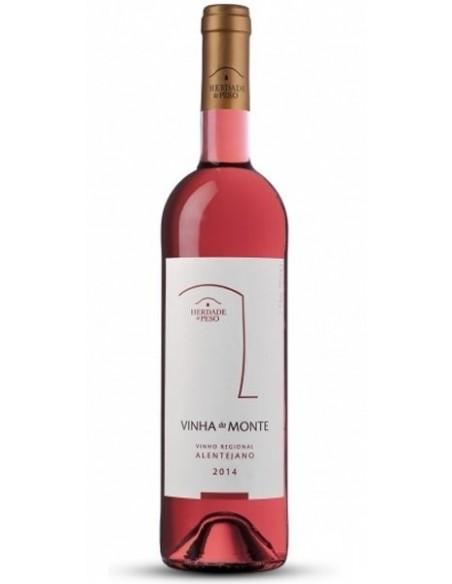 Herdade do Peso Vinha do Monte Rosé 2014 - White Wine