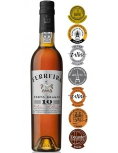 Porto Ferreira Branco 10 Anos - Port Wine