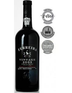 Porto Ferreira Vintage 2003 - Port Wine