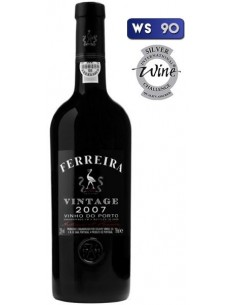 Porto Ferreira Vintage 2007 - Port Wine