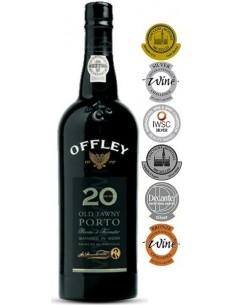 Offley Barao de Forrester 20 Anos - Vino Oporto