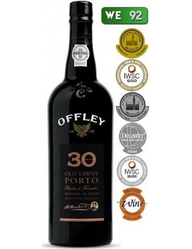 Offley Barao de Forrester 30 Anos - Vino Oporto
