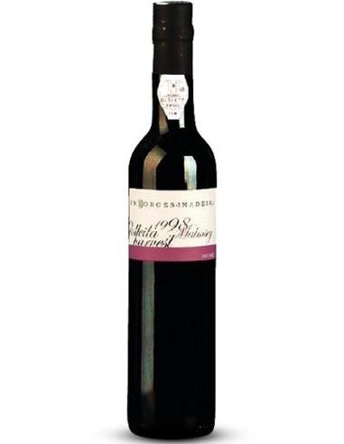 Madeira H. M. Borges Malvasia 1998 - Vinho da Madeira