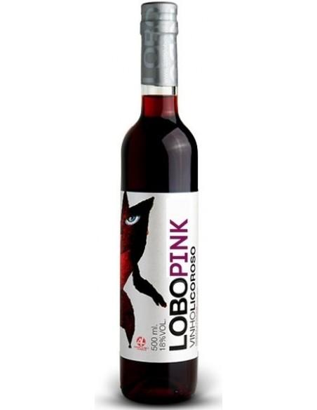 Lobo Pink - Liqueur Wine