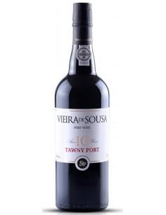 Vieira de Sousa Tawny 10 Anos - Vin Porto
