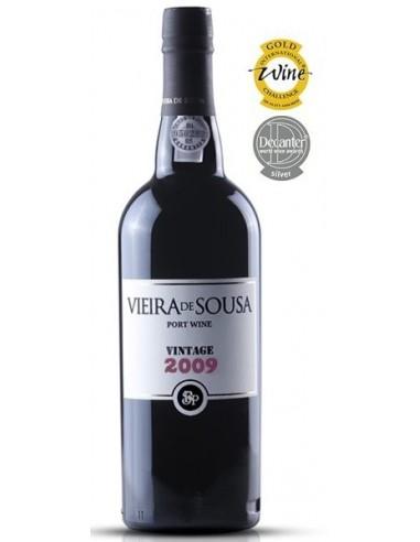 Vieira de Sousa Vintage 2009 - Vino Oporto