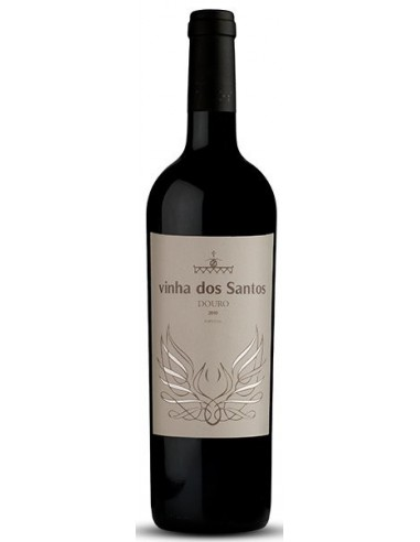 Vinha dos Santos 2012 - Vinho Tinto