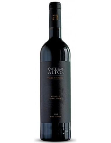 Outeiros Altos Tinto Privet Selection 2012 - Vinho Biológico