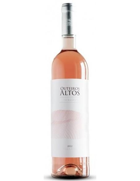 Outeiros Altos Rosé - Organic Wine
