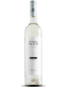 Outeiros Altos Branco de Uvas Tintas 2016 - Vinho Biológico