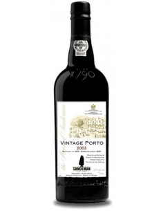 Sandeman Porto Vintage 2003 - Port Wine