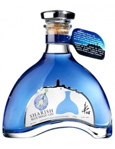 Sharish Blue Magic Gin - Gin Português