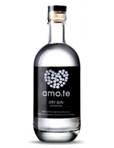 Amo.te Dry Gin - Gin Portugaise
