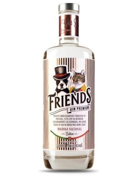 Friends Touriga Nacional Premium Gin - Portuguese Gin