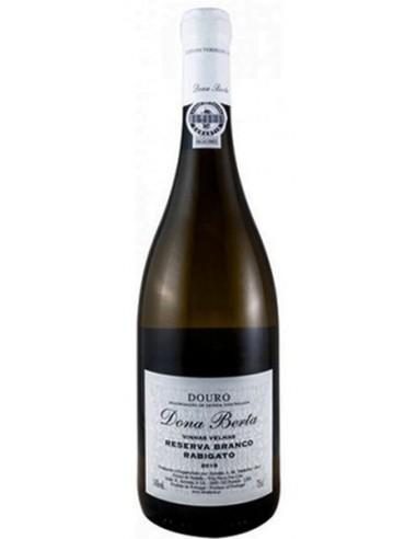 Dona Berta Vinhas Velhas Reserva Rabigato 2015 - Vinho Branco