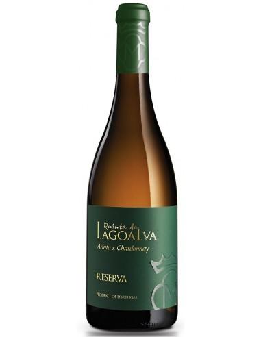 Quinta da Lagoalva de Cima Reserva Arinto & Chardonnay 2015 - White Wine