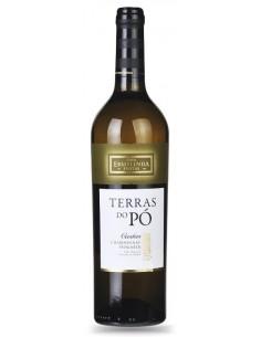 Terras do Pó Castas Chardonnay Viognier 2014 - Vinho Branco
