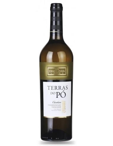 Terras do Pó Castas Chardonnay Viognier 2014 - Vino Blanco