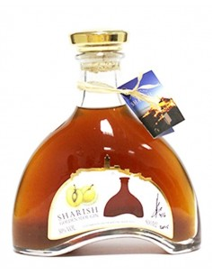 Gin Sharish Goldem Sloe - Ginebra de Portugal