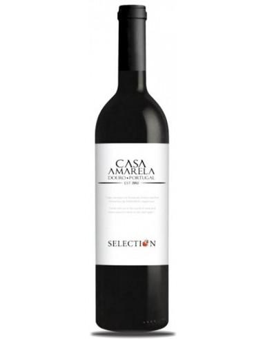 Casa Amarela Selection Km12 - Vinho Tinto
