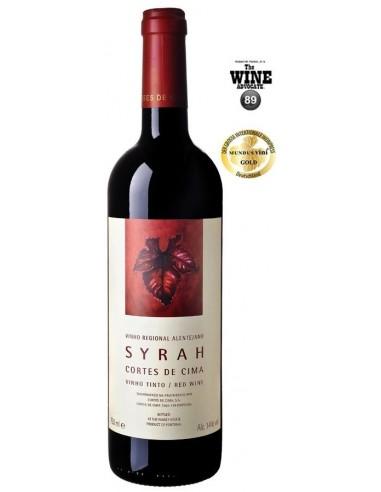 Cortes de Cima Syrah 2015 - Red Wine
