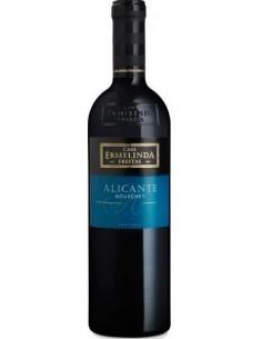 Ermelinda Freitas Alicante Bouschet 2010 - Vin Rouge