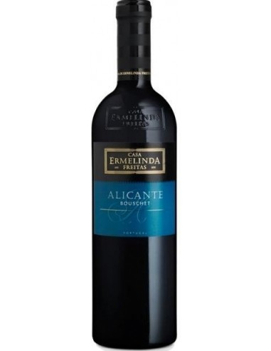 Ermelinda Freitas Alicante Bouschet 2010 - Red Wine