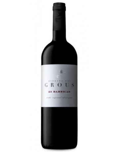 Herdade dos Grous 23 Barricas 2016 - Vin Rouge