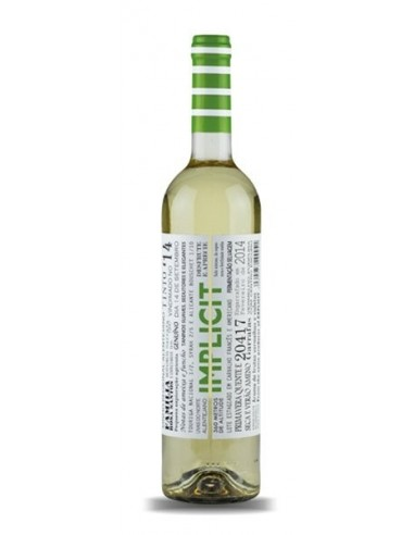 Implicit Branco 2014 - White Wine