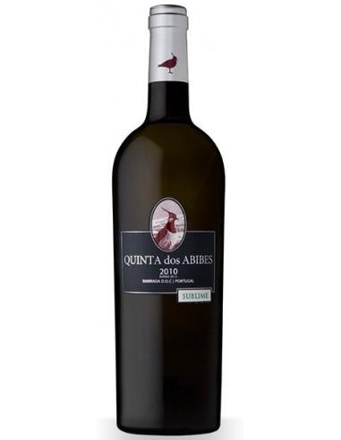 Quinta dos Abibes Sublime 2010 - White Wine