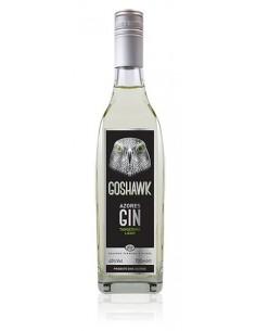 Gin Goshawk Azores Tangerina - Gin Portugaise