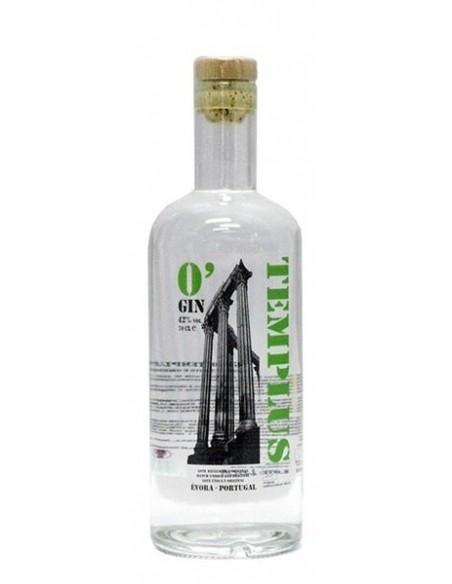 Gin Templus Green - Portuguese Gin