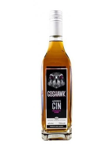 Gin Goshawk Azores Maracujá - Portuguese Gin
