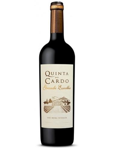Quinta do Cardo Grande Escolha 2011 - Vinho Tinto
