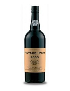 Borges Vintage Port 2005 - Vinho do Porto
