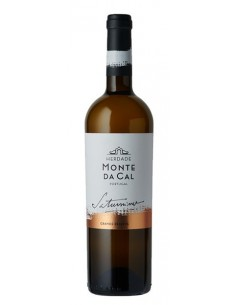 Monte da Cal Saturnino Grande Reserva 2013 - Vinho Branco