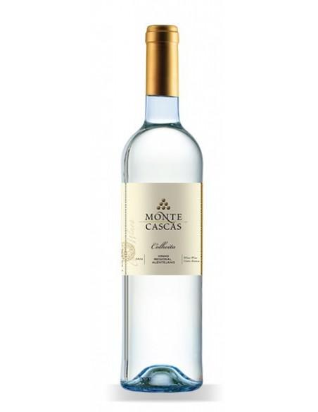Monte Cascas Alentejo 2016 - Vinho Branco