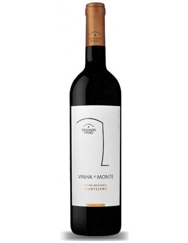 Herdade do Peso Vinha do Monte Tinto 2013 - Red Wine