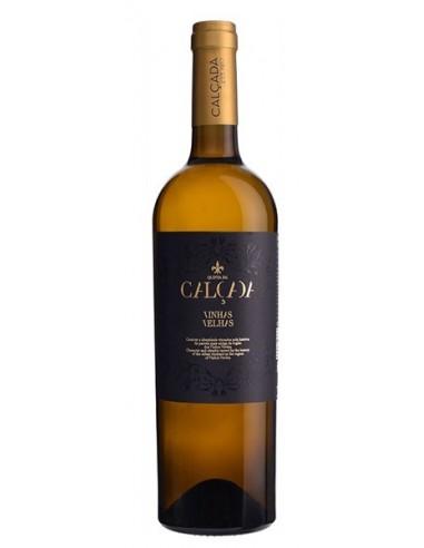 Quinta da Calçada Vinhas Velhas 2015 - Vinho Branco
